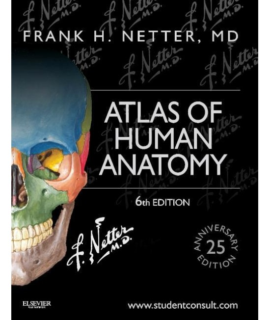Atlas of Human Anatomy 6th Edition