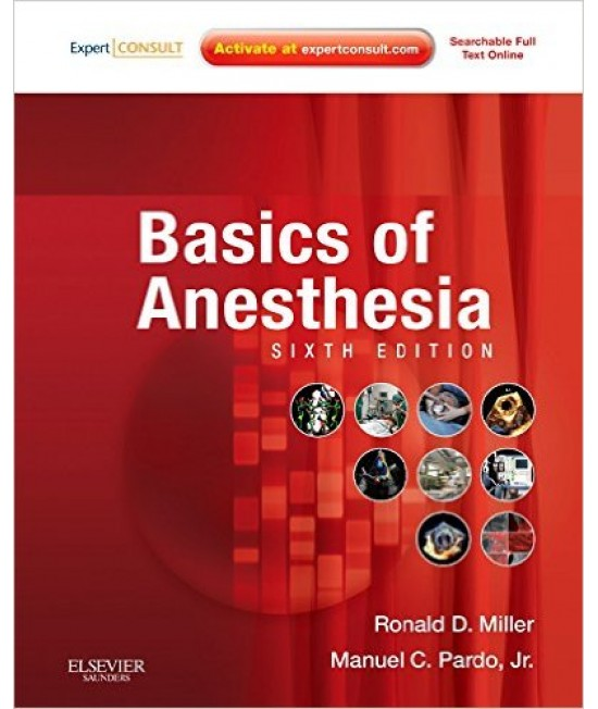 Basics of Anesthesia 6th Edition