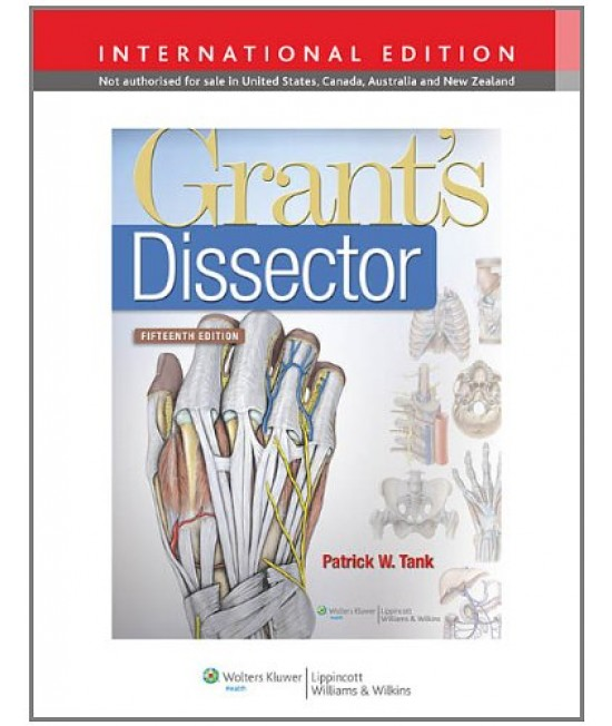 Grant's Dissector 15th edition, International Edition