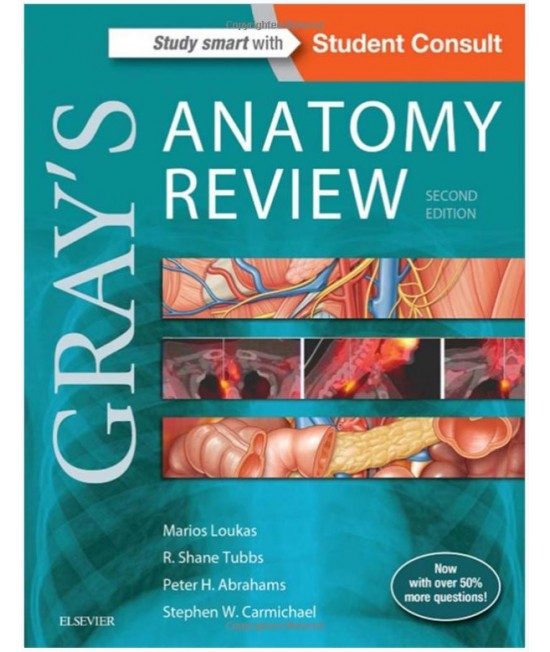 Gray's Anatomy Review 2nd Edition