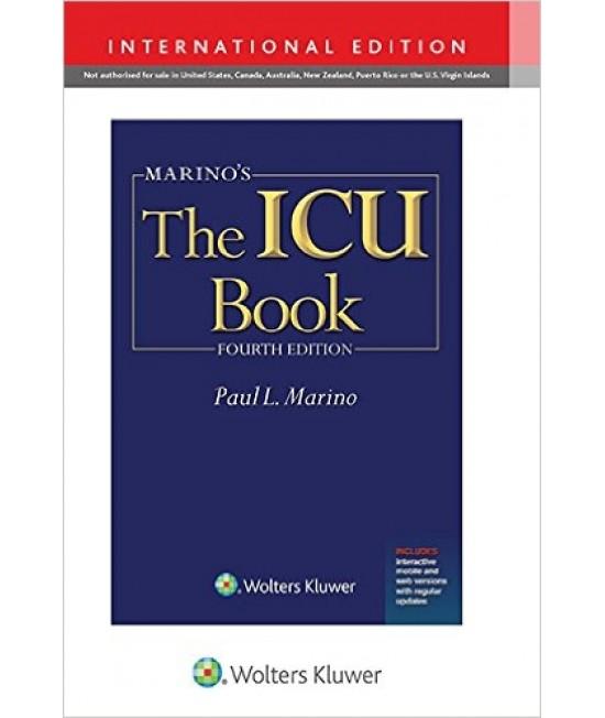 Marino's The ICU Book International Edition, Fourth edition